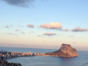 Peñon de Ifach - the symbol of Calpe